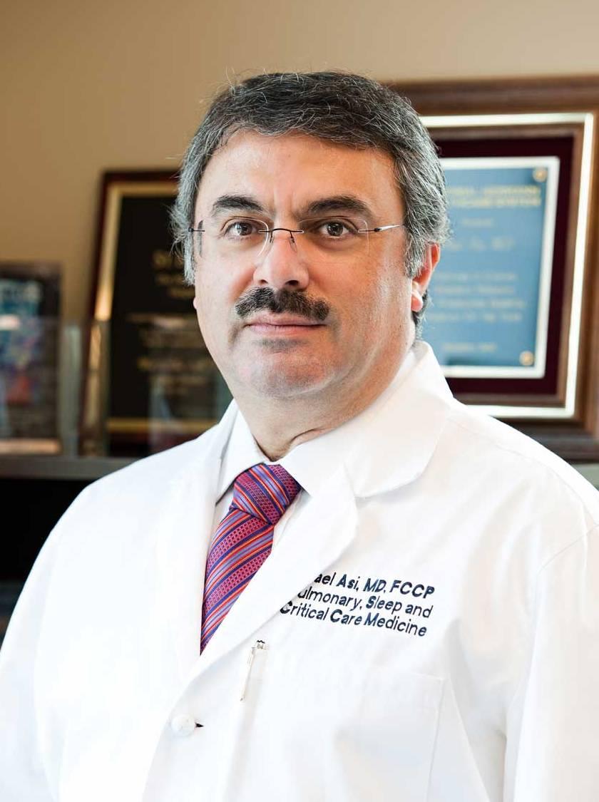 Wael Asi, MD, FCCP, PA