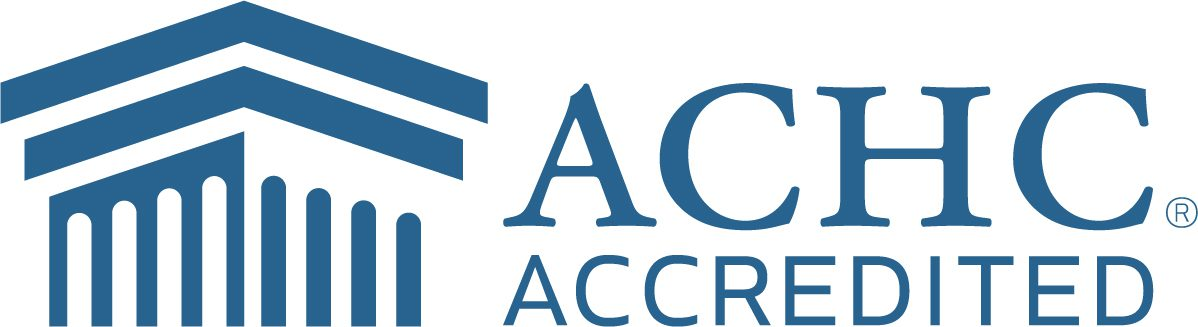 ACHC Accredited Logo Secondary